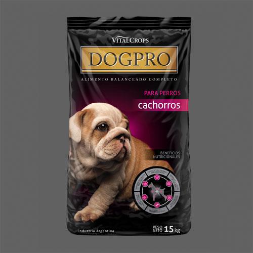 DOGPRO Cachorros 15 kg