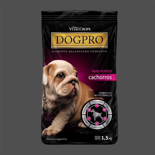 DOGPRO Cachorros 1,5 kilos