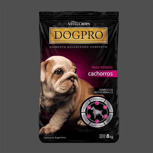 DOGPRO Cachorros 8 kilos